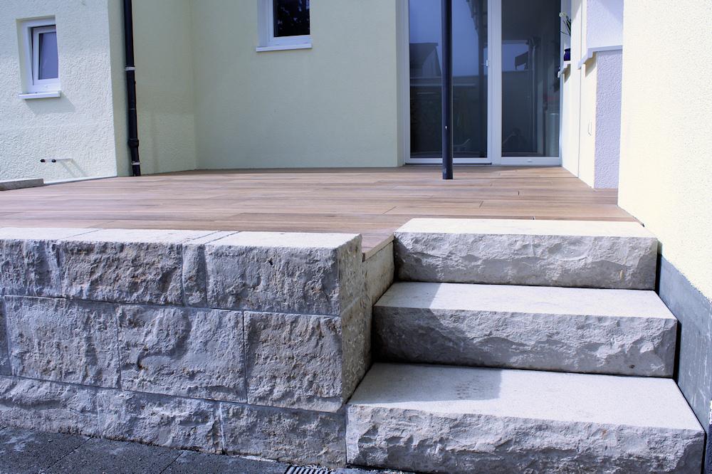 Terrassenmontage Golek Renovierung Modernisierung Sanierung